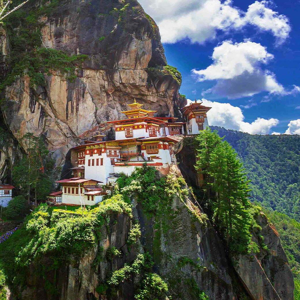 แพคเกจทัวร์ Bhutan ภูฏาน ดินแดนแห่งวัฒนธรรม 5D 4N