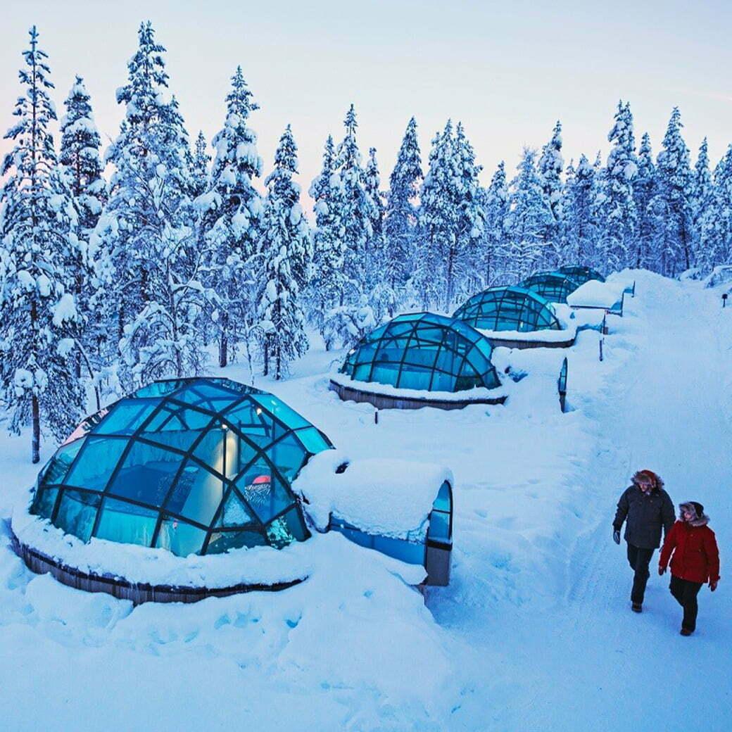 แพคเกจทัวร์ Finland ฟินแลนด์ เปิดประสบการณ์สุดมันส์กับกิจกรรมเมืองหนาว 7D 4N