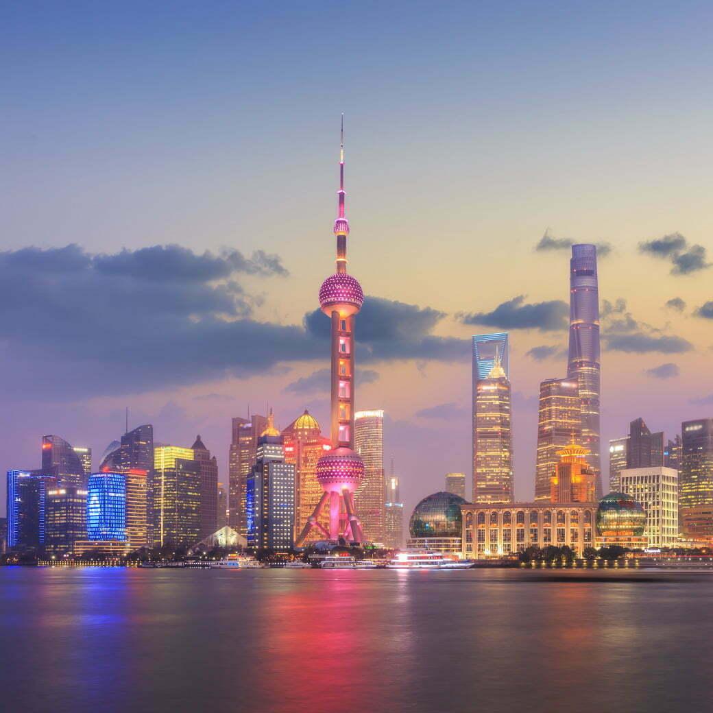 แพคเกจทัวร์ Shanghai เซี่ยงไฮ้ ทัวร์ไพรเวทเที่ยวกับคนรู้ใจ 4D 3N