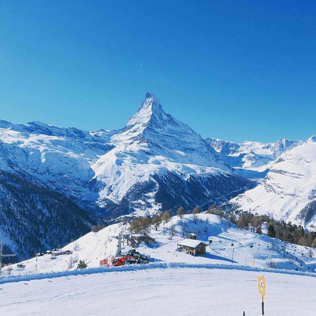 แพคเกจทัวร์ Switzerland สวิตเซอร์แลนด์ Ski Trip Swiss 8D 5N